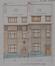 Rue Émile Wittmann 9 et 7, élévations, ACS/Urb. 78-7-9 (1928)