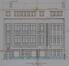 Rue Auguste Lambiotte 107-109, élévation, ACS/Urb. 78-5 (1928)