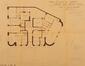 Generaal Meiserplein 14 - Rogierlaan 416, plan van de benedenverdieping, GAS/DS 82-14 (1935)
