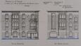 Rue Fontaine d'Amour 6, élévation© ACS/Urb. 205-41 (1931)