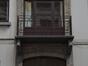 Rue Albert de Latour 7, balcon, 2012