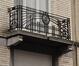 Rue Artan 90, balcon, 2012