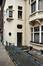 Rue Auguste Lambiotte 64-66, porte principale, 2012