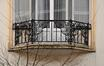 Grande rue au Bois 69, balcon, 2012