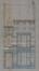 Avenue Clays 41, élévation originelle© ACS/Urb. 49-41 (1903)