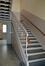 Avenue Dailly 124, ancienne école n° 9, actuel lycée Émile Max 2, cage d'escalier d'origine, 2012