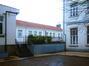 Grande rue au Bois 57-59, école maternelle, façade vers la cour, 2012