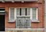 Rue Monrose 25, fenêtre du rez-de-chaussée, 2012