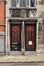 Rue Monrose 62-64, entrées jumelées, 2012