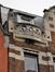Rue Monrose 62-64, balustrade d'attique, 2012