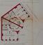 Rue Albert de Latour 68 et rue Van Hammée 61, plan des rez-de-chaussée© ACS/Urb. 265-59-61 (1925)