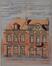 Rue Van Hammée 59, élévation© ACS/Urb. 265-59-61 (1925)
