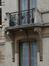 Rue Verbist 129, balcon, 2012