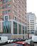 Ancien immeuble BULL situé avenue de Tervueren 41, vue depuis la rue Abbé Cyupers, 2020