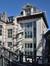 Rue Belliard 135-135A, ancien Institut de Physiologie, façade arrière, 2015