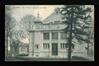 Rue Belliard 137-137A, ancien Institut de Sociologie (Bibliothèque Solvay)© (Collection Dexia Banque – ARB-RBC)
