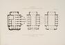 Rue Belliard 137-137A, ancien Institut de Sociologie (Bibliothèque Solvay), plans© L'Émulation, 1904, pl. 6