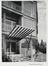 Avenue Armand Huysmans 172-172A, auvent en 1959© La Maison, 5, 1959, p. 159.