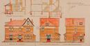 Rue du Bourgmestre 22, élévation© ACI/Urb. 45-22 (1926).