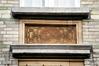Rue de Hennin 21, sgraffite de l'allège, 2009