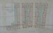 Complexe d'immeubles de logements sociaux, plan© ACI/Urb. 253-2 à 20 (1935); 136-2 à 24 (1932).