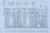 Complexe d'immeubles de logements sociaux, élévation à front de la chaussée de Boondael© ACI/Urb. 253-2 à 20 (1935); 136-2 à 24 (1932).