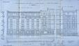 Complexe d'immeubles de logements sociaux, élévations à front des rues François Dons et Jean Vandeuren© ACI/Urb. 253-2 à 20 (1935); 136-2 à 24 (1932).