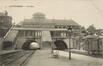 Boulevard Général Jacques 265, ancienne gare d'Etterbeek, les quais, s.d.© (Collection Dexia Banque-ARB-RBC)