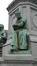 Luxemburgplein, Monument John Cockerill, le forgeron Lognoul, 2007