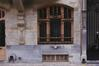 Rue Africaine 92, détail du rez-de-chaussée, © KIK-IRPA, Bruxelles, 2006
