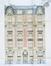 Blanchestraat 39, 37 en 35, opstand, GASG/Urb. 399 (1928).