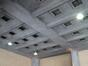 Fonsnylaan, Zuidstation, ingang tot station, detail plafond, 2004