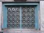 Fonsnylaan 47, administratief gebouw, smeedijzeren deur, 2004
