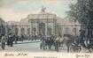 Fonsnylaan, het 1ste Zuidstation, arch. Auguste Payen (Verzameling van Dexia Bank, s.d.)