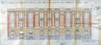 Rue Henri Wafelaerts 47-59, élévation, ACSG/Urb. -- (1927)