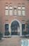 Institut Saint-Jean-Baptiste de la Salle, bâtiment d'entrée (R), rue Moris 19 (Collection de Dexia Banque, 1911)