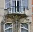 Avenue Jef Lambeaux 12, balcon du 1er étage, 2013