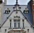 Avenue Jef Lambeaux 18, pignon et toiture, 2013
