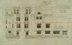 Avenue Jef Lambeaux 25, élévations, ACSG/Urb. 204 (1909).