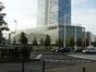 Avenue Paul-Henri Spaak 2-4, Tour du Midi, vue du bâtiment de plan polygonal., 2004