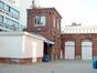 Athénée royal Victor Horta, détail des façades donnant sur la cour des volumes A et D., 2003