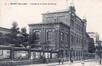 Anc. école de la place de Parme (act. Athénée royal Victor Horta) vue depuis la place L. Morichar (Collection de Dexia Banque, s.d.).