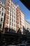 Rue de l'Autonomie 1-3-5-7A-7-9-11-13, bâtiments de l'anc. La Prévoyance Sociale, immeuble de 1932 conçut par les architectes Fernand et Maxime Brunfaut, 2015