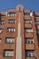 Rue de l'Autonomie 1-3-5-7A-7-9-11-13, bâtiments de l'anc. La Prévoyance Sociale, immeuble de 1932 conçut par les architectes Fernand et Maxime Brunfaut, étages, 2015