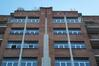 Rue Lambert Crickx 6-8-10, bâtiments de l'anc. La Prévoyance Sociale, immeuble de 1932 conçut par les architectes Fernand et Maxime Brunfaut, étages, 2015