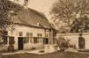 Rue du Chapelain 4-8, Béguinage d'Anderlecht. Musée d'art populaire et d'histoire religieuse, Collection Dexia Banque-ARB-RBC, DE29_022