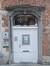 Dapperheidsplein 7, inkom met deuromlijsting in Barok, 2015