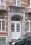 Rue de la Démocratie 53-55, entrée au n°55, 2015