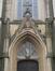 Rue Docteur De Meersman, Eglise Notre-Dame Immaculée, portique, 2015