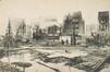 Rue Eloy 75, Eglise Saint-François-Xavier, la construction des fondations vers 1923© Collection Dexia Banque-ARB-RBC, DE29_109
